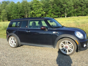 Mini Cooper Clubman 50 th edition