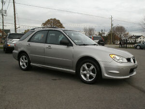 2007 Subaru Impreza 2.5i:Yes Only 88Kms ,Auto,AWD, MUST SEE!