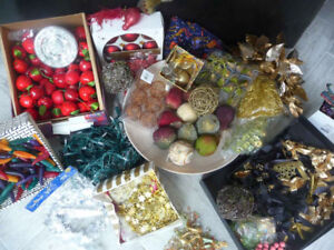 Christmas Decorations - Variety