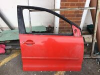 2006-2009 VW Polo Doors Available All in Black & Red colours
