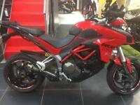DUCATI MULTISTRADA 1200 DVT ENGINE ONLY 4600 MILES BY 1 CAREFUL OWNER !