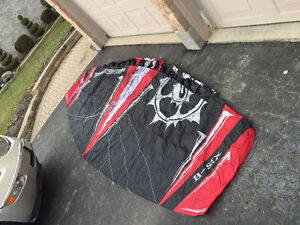 Slingshot 6M Foil Kiteboarding Kite with Bar / Lines - NEW