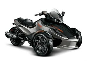 2013 Can-Am Spyder RS-S SE5