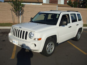 2010 Jeep Patriot sport , certified--e-tested--$3600