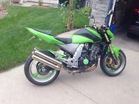 2004 Kawasaki Z1000