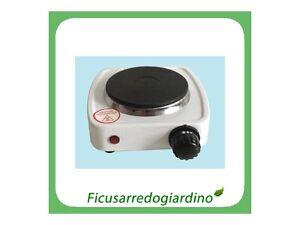 Fornello elettrico piccolo fornellino campeggio ad 1 for Fornello campeggio elettrico