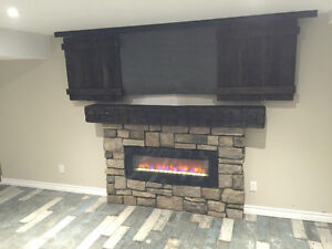 Ugly Fireplace Call Jason from Creative Carpentry Windsor Region Ontario image 6