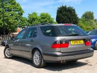 SAAB 9-5 3.0 T V6 AUTOMATIC GRIFFIN, LOW MILES + 13 SERVICE STAMPS + MOT NO ADVs