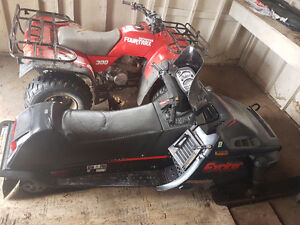 1987 Yamaha Exciter 570 For Sale