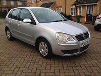2005 Volkswagen Polo 1.4 S Hatchback 5dr Petrol Automatic (185 g/km, 74