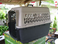 large Dog carrier - at the Sunday Flea Market 141 School St
