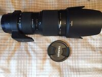 Tamron 70-200 f2.8 non VC Canon fit