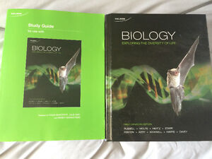 Biology: Exploring the Diversity of Life + Study Guide