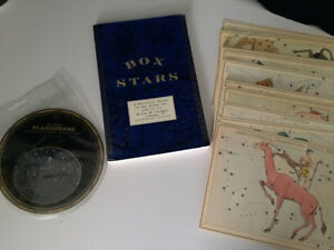 Box Of Stars A Practical Guide To The Night Sky & Myths/Legends