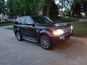 2008 Land Rover Range Rover Sport Supercharged Clean!!!