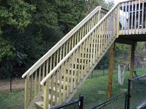 Custom stair builder Peterborough Peterborough Area image 2