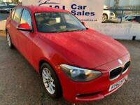2012 BMW 1 Series 2.0 120D SE 5d 181 BHP Hatchback Diesel Manual