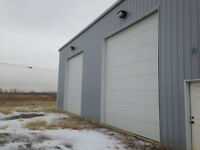 Warehouse Bay for rent in Nanton