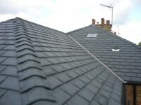 Eco Slate Roofing Tiles - 1632 tiles - Grey - BRAND NEW