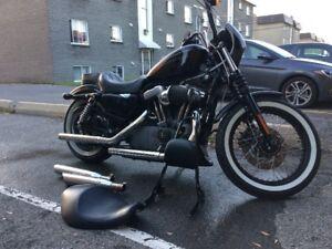 Harley davidson sporster nightster XL12000