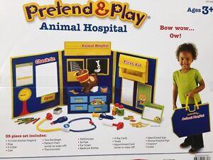 Pretend and play animal hospital Strathcona County Edmonton Area image 2