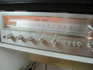 Vintage Pioneer System - Turntable -Speakers