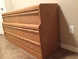Solid Wood 7 Drawer Dresser   Edmonton Edmonton Area image 6