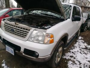 New Price!! 2004 Ford Explorer Eddie Bauer SUV, Crossover
