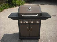 used master forge bbq propane