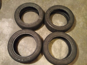 Snow Tires- Nexen 205-55-R16