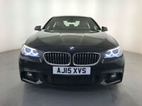 2015 BMW 535D M SPORT AUTOMATIC DIESEL 4 DOOR SALOON BMW SERVICE HISTORY