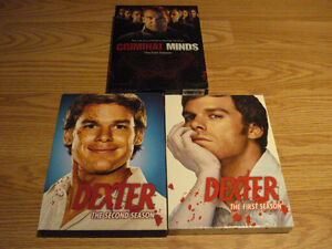 DVDs - Various TV Shows