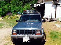 1999 Jeep Cherokee Sport Other