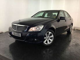 2011 61 MERCEDES C220 SE EDITION CDI 1 OWNER SERVICE HISTORY FINANCE PX WELCOME