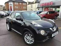 2018 Nissan Juke 1.2 DiG-T N-Connecta 5dr Hatchback Petrol Manual