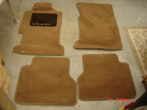 Tapis Moquettes ACURA VIGOR Floor Matts - Neufs New West Island Greater Montréal image 2