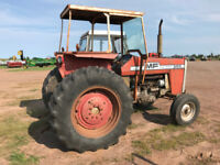USED  255 MASSEY FERGUSON TRACTOR  **REDUCED PRICE** Moncton New Brunswick Preview