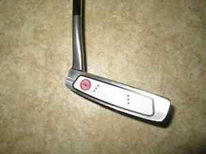 LEFT White Hot XG #9 Putter
