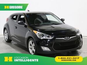 2012 Hyundai Veloster MANUELLE A/C MAGS GR ELECT BLUETOOTH CAMER