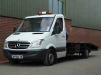 2008 Mercedes-Benz Sprinter 318 cdi Automatic Recovery Truck
