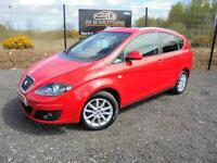 Seat Altea XL 1.6TDI CR ( 105ps ) Ecomotive 2010 SE