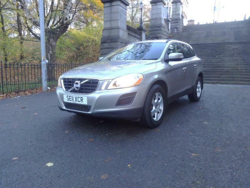 Volvo Of The Woodlands >> 2011 Volvo Xc60 2 4 D5 Se Premium Pack Awd 5dr In Woodlands Glasgow Gumtree