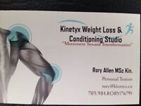 Quality and affordable Personal Training!