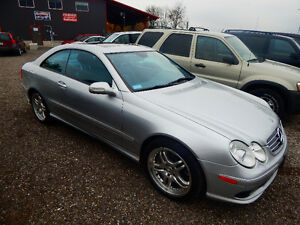 2003 Mercedes-Benz CLK-500 Sport AMG Coupe (2 door) London Ontario image 1