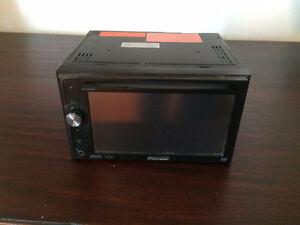 Pioneer AVH-P4000DVD touch screen