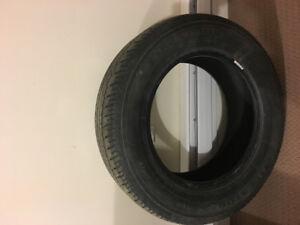 All Seasons Firestone Honda CRV tires - 2 tires for $60
