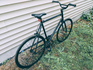 Critical Cycles: Harper -  Single-Speed / Fixed-Gear