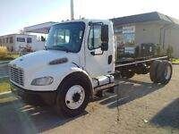 2005 Freightliner M2 Cab & Chassis G License Automatic