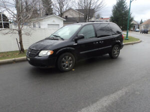 2007 Dodge Caravan SXT 7 passager air**1500$***