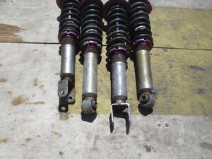 HKS COILOVERS STRUTS SUPRA MK4 JZA80